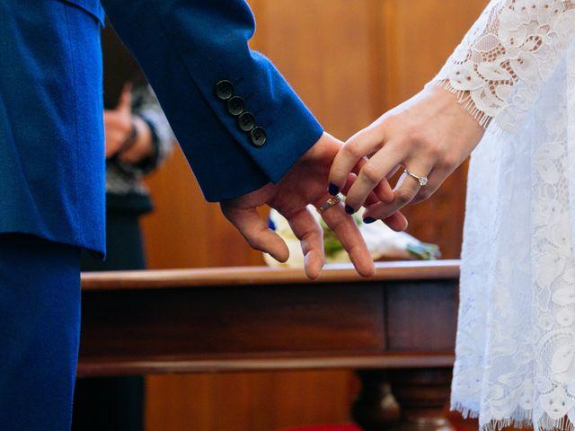 Evgeny and Veronika's Wedding in Kingston, Surrey 10