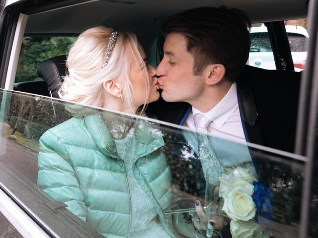 Evgeny and Veronika's Wedding in Kingston, Surrey 12
