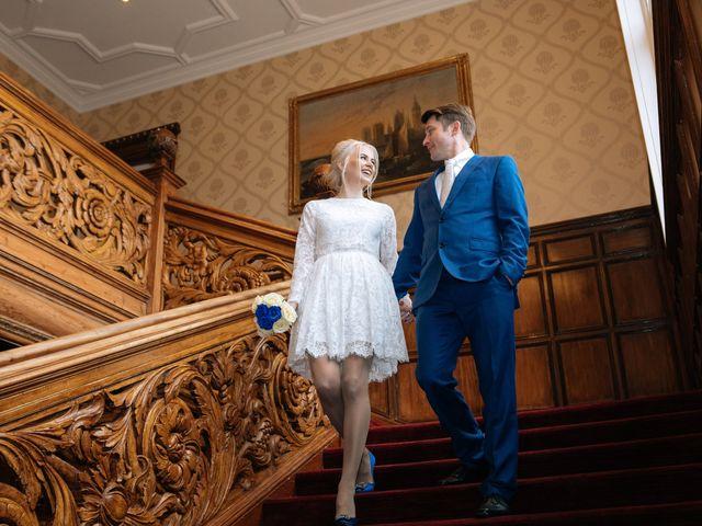 Evgeny and Veronika's Wedding in Kingston, Surrey 16