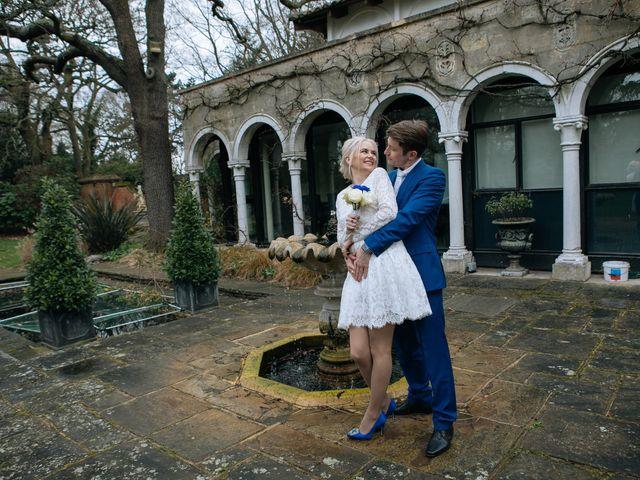 Evgeny and Veronika's Wedding in Kingston, Surrey 19