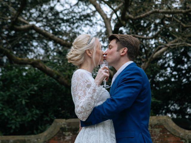 Evgeny and Veronika's Wedding in Kingston, Surrey 20