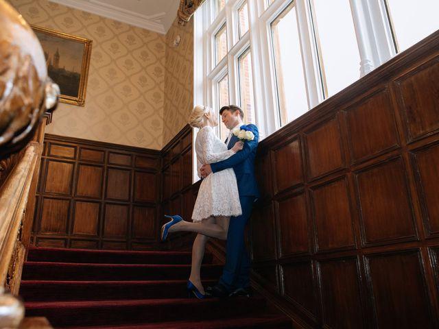 Evgeny and Veronika's Wedding in Kingston, Surrey 21