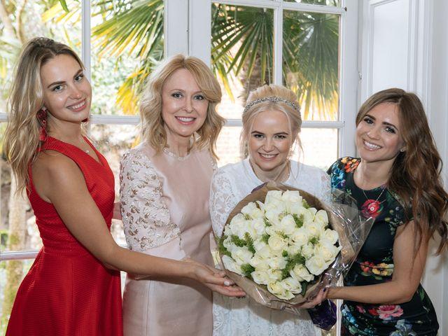Evgeny and Veronika's Wedding in Kingston, Surrey 23