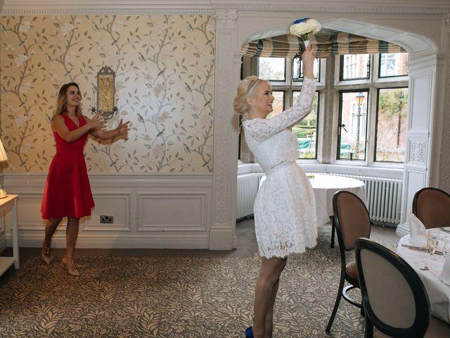 Evgeny and Veronika's Wedding in Kingston, Surrey 30