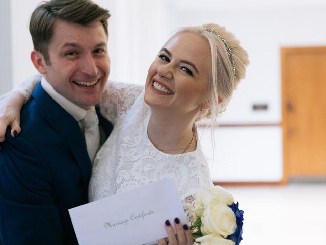 Evgeny and Veronika's Wedding in Kingston, Surrey 34