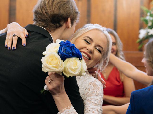 Evgeny and Veronika's Wedding in Kingston, Surrey 39