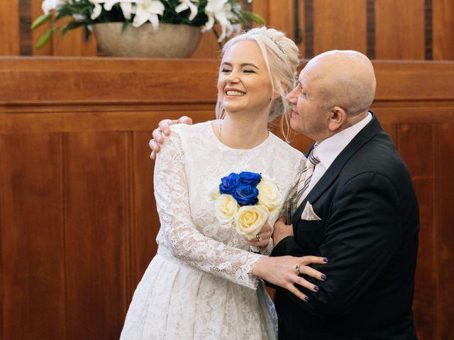 Evgeny and Veronika's Wedding in Kingston, Surrey 40