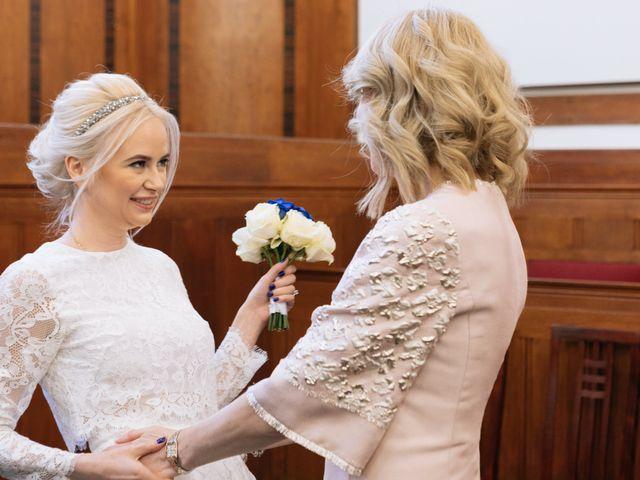 Evgeny and Veronika's Wedding in Kingston, Surrey 41