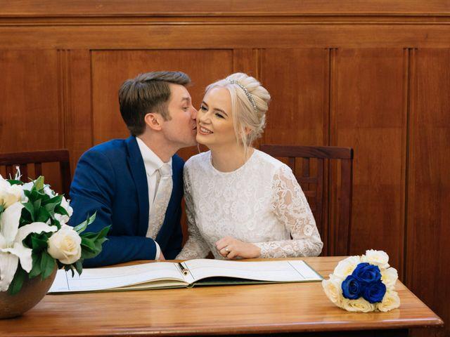 Evgeny and Veronika's Wedding in Kingston, Surrey 44