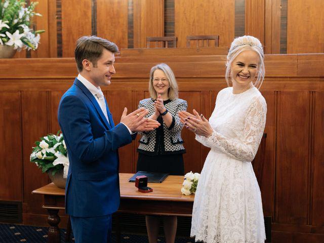 Evgeny and Veronika's Wedding in Kingston, Surrey 45
