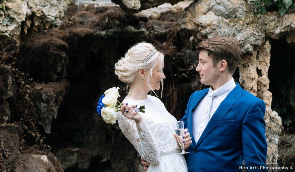 Evgeny and Veronika's Wedding in Kingston, Surrey