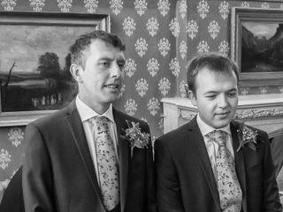 Andy & Aaron's wedding