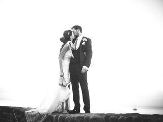 Amber & Warren's wedding