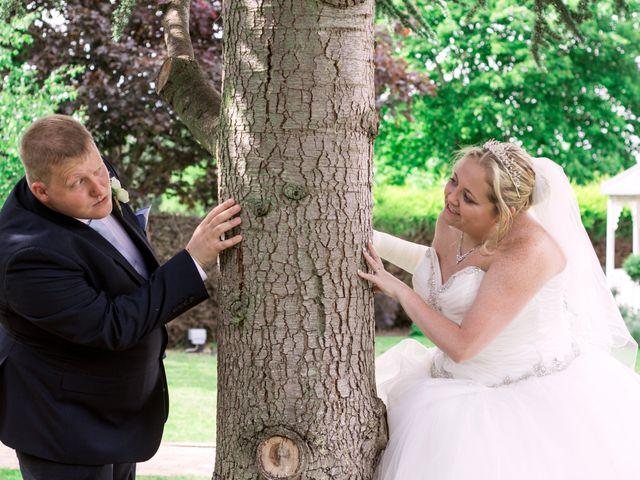 Claire & Andrew's wedding