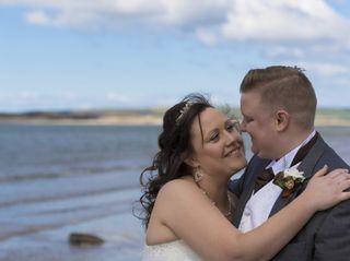 Anne Marie & Jamie's wedding