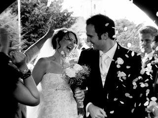 Ben & Lisa's wedding