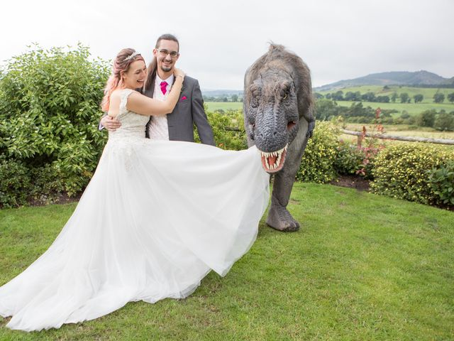 Dane & Amy's wedding
