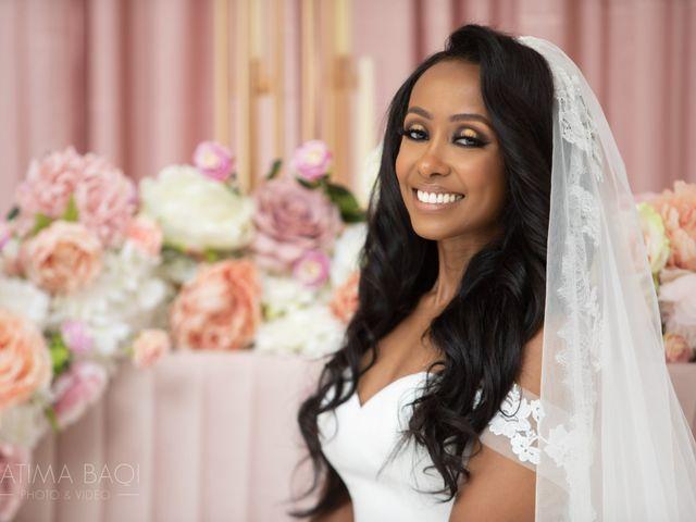 Leila & Abdi's wedding
