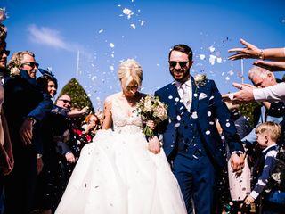 Laura & Louis's wedding 1