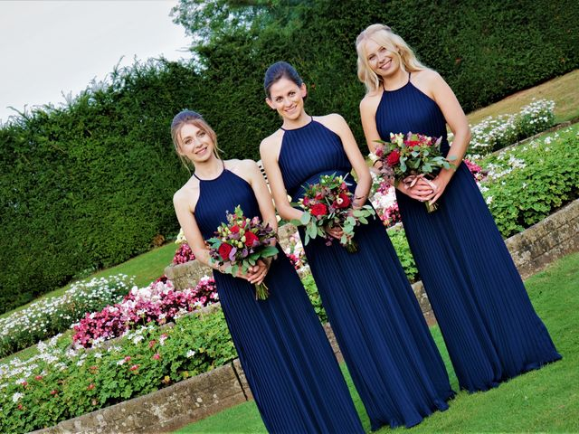 Louise and Chris's Wedding in Chippenham, Wiltshire 8