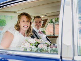 Rachel & Robert's wedding