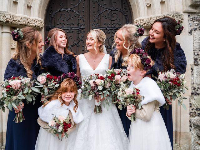 Kieran and Lauren's Wedding in Hatfield, Hertfordshire 1