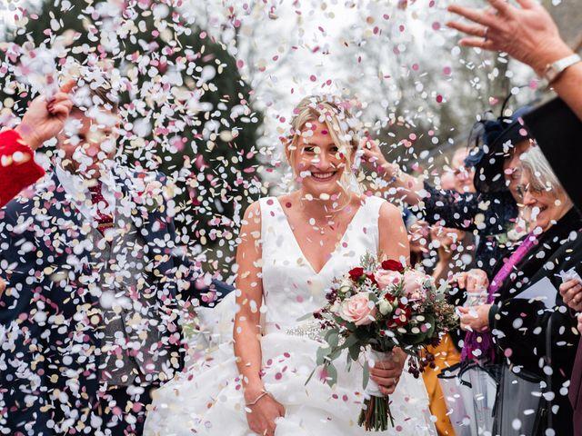 Kieran and Lauren's Wedding in Hatfield, Hertfordshire 15