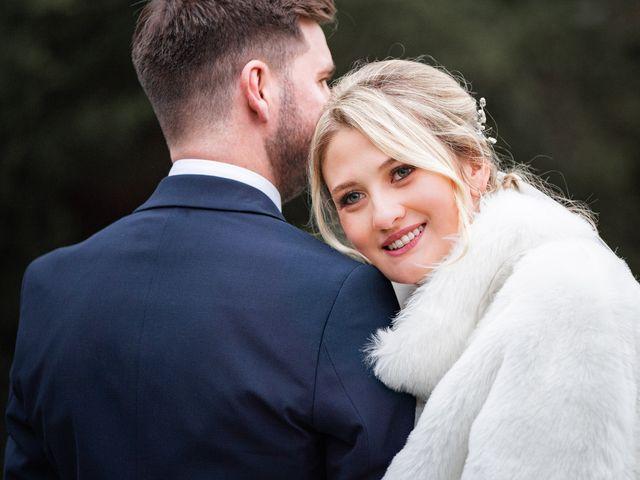 Kieran and Lauren's Wedding in Hatfield, Hertfordshire 16