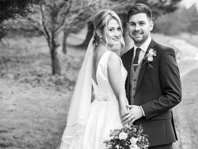 Kieran and Lauren's Wedding in Hatfield, Hertfordshire 18
