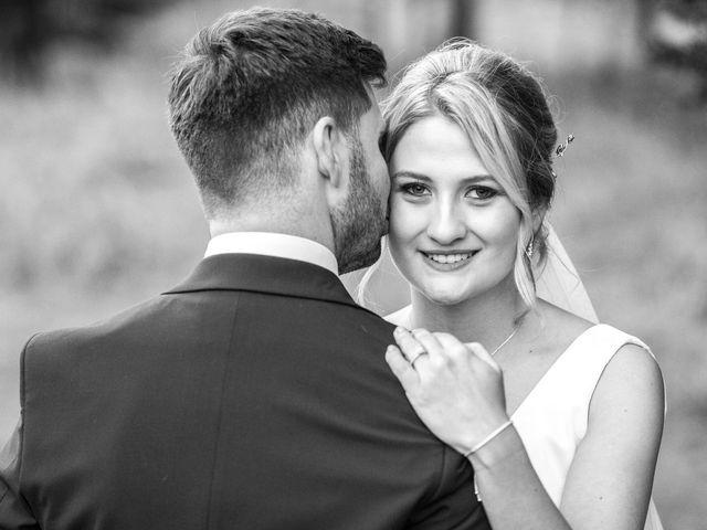 Kieran and Lauren's Wedding in Hatfield, Hertfordshire 19