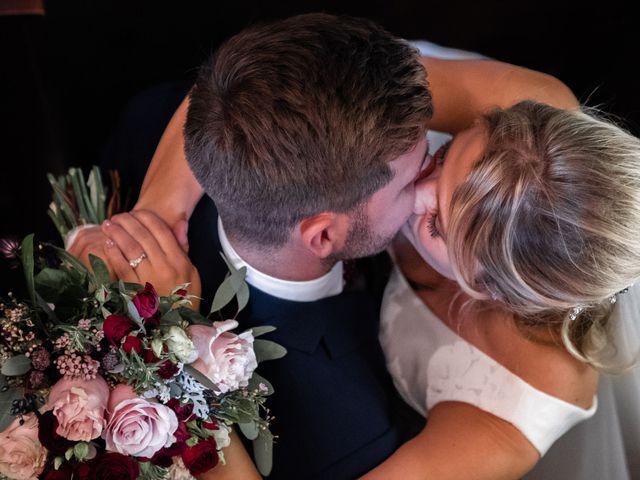 Lauren & Kieran's wedding