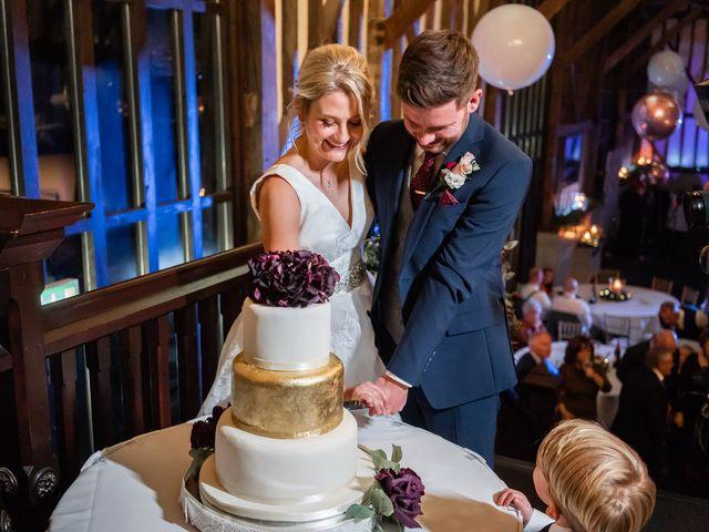 Kieran and Lauren's Wedding in Hatfield, Hertfordshire 20