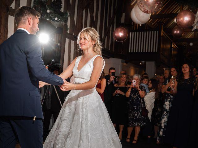 Kieran and Lauren's Wedding in Hatfield, Hertfordshire 21