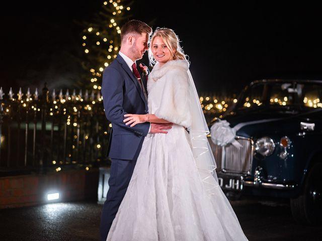 Kieran and Lauren's Wedding in Hatfield, Hertfordshire 22