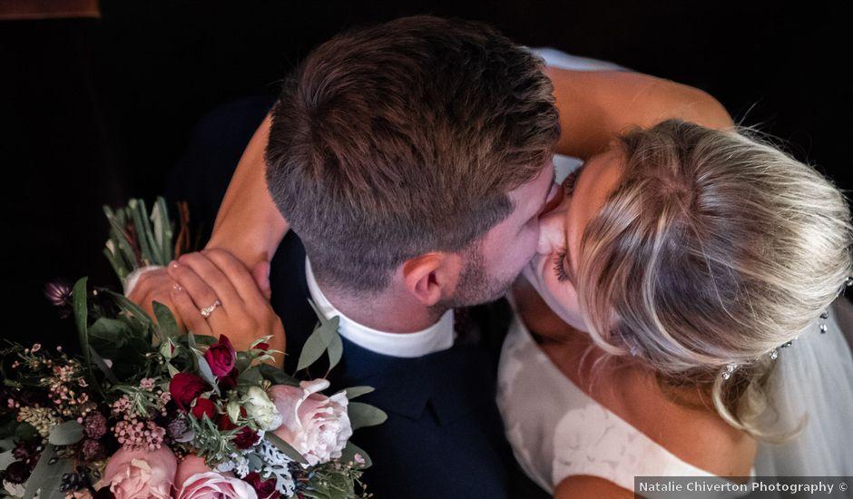 Kieran and Lauren's Wedding in Hatfield, Hertfordshire