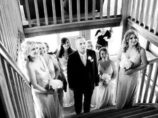 Callum & Maria's wedding