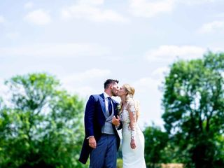 Katrine & Luke's wedding