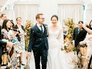 Tara & Olli's wedding