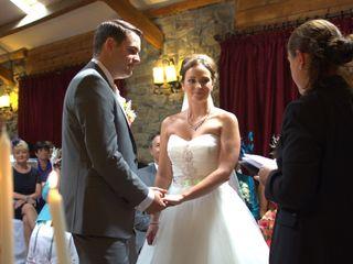 Kirsten & Simon's wedding