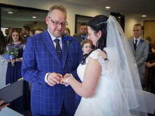 Amanda & Vincent's wedding