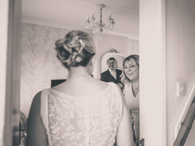 Josh and Olivia's Wedding in Wolverhampton, West Midlands 9