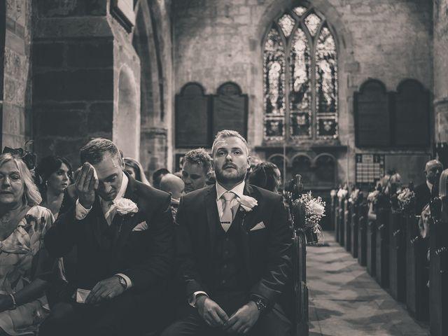 Josh and Olivia's Wedding in Wolverhampton, West Midlands 10