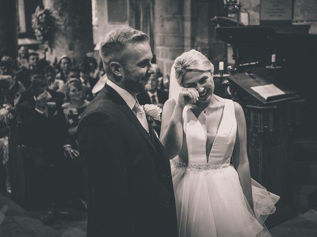 Josh and Olivia's Wedding in Wolverhampton, West Midlands 11