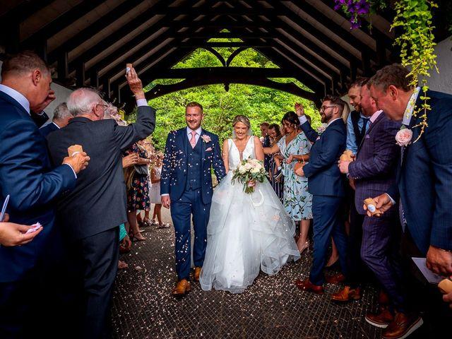 Olivia & Josh's wedding