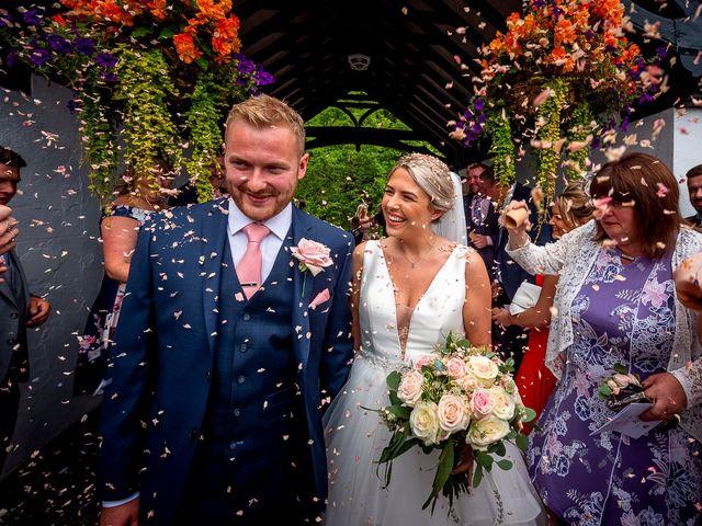 Josh and Olivia's Wedding in Wolverhampton, West Midlands 14