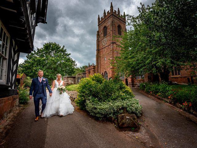 Josh and Olivia's Wedding in Wolverhampton, West Midlands 15
