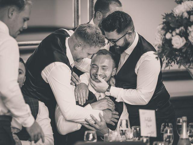 Josh and Olivia's Wedding in Wolverhampton, West Midlands 16