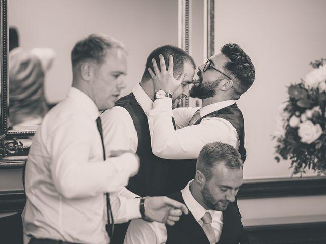 Josh and Olivia's Wedding in Wolverhampton, West Midlands 18