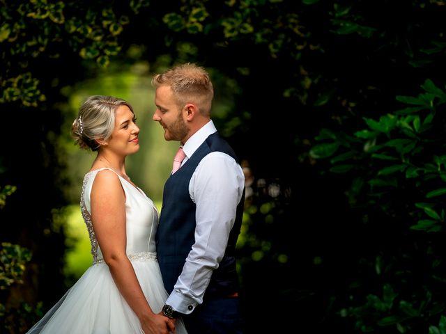 Josh and Olivia's Wedding in Wolverhampton, West Midlands 21
