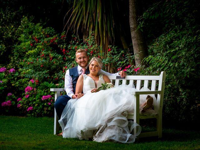 Josh and Olivia's Wedding in Wolverhampton, West Midlands 24